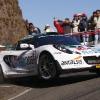 Vallejo Lotus Exige Rallye Canarias 2011