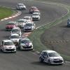 Salida ultima carrera de la Peugeot 207