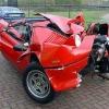 Accidente Ferrari 308