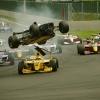 golpe vuelo World Series Renault 4
