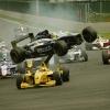 golpe vuelo World Series Renault 5