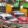 accidente en el WTCC de Macao 2008