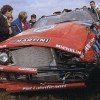 accidente Auriol Sanremo 1989