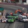 accidente circuito WTCC Macao 2009