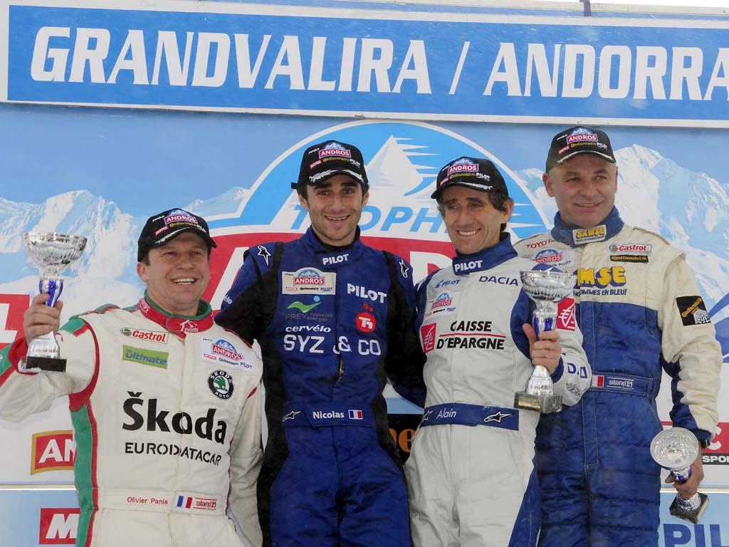 Trofeo Andros Grandvalira