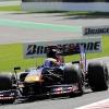 Jaime Alguersuari Spa 2009