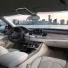 Audi A8 2009-2010 interior