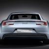 Audi E-tron trasera