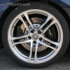 Audi R8 rueda trasera