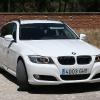 BMW 325d touring delante