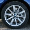 BMW 335d rueda