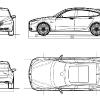 Medidas BMW 535i GT