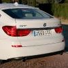 BMW 535i GT trasera