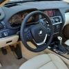 BMW X3 2010 interior