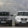 Comparativa 2 generaciones BMW X3
