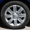 Mitsubishi Colt rueda