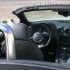 Audi TT cabrio interior