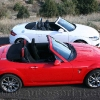 Comparativa TT cabrio y Mazda MX5