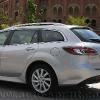 trasera Mazda6 SW