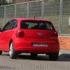 Comparativa VW Polo trasera