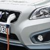enchufe coche electrico Volvo