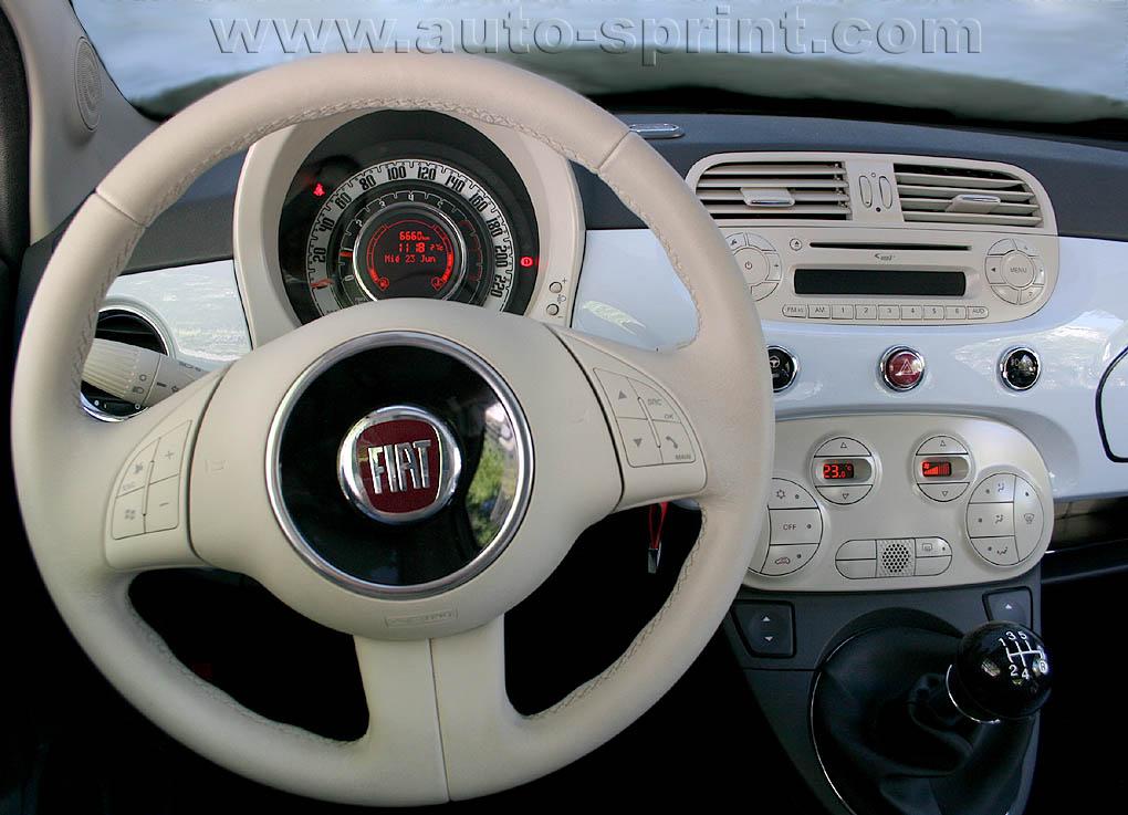 Fiat 500 Y 500 C 2010 Auto Sprint