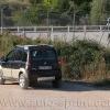 Fiat Panda 4x4 trasera