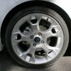 Ford Fiesta individual rueda
