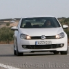 VW Golf r line frente
