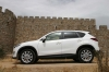 Prueba Mazda CX5 lateral
