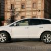 Mazda CX7 diesel lateral