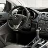 Mazda CX7 interior