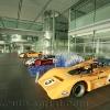 Fabrica McLaren Woking exposicion coches