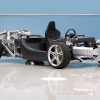 McLaren MP4 12C chasis