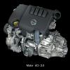 Nissan Qashqai motor diesel
