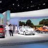VW en el Salón de Frankfurt 2011