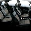 Fiat Sedici interior