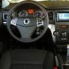 interior SsangYong Korando automático