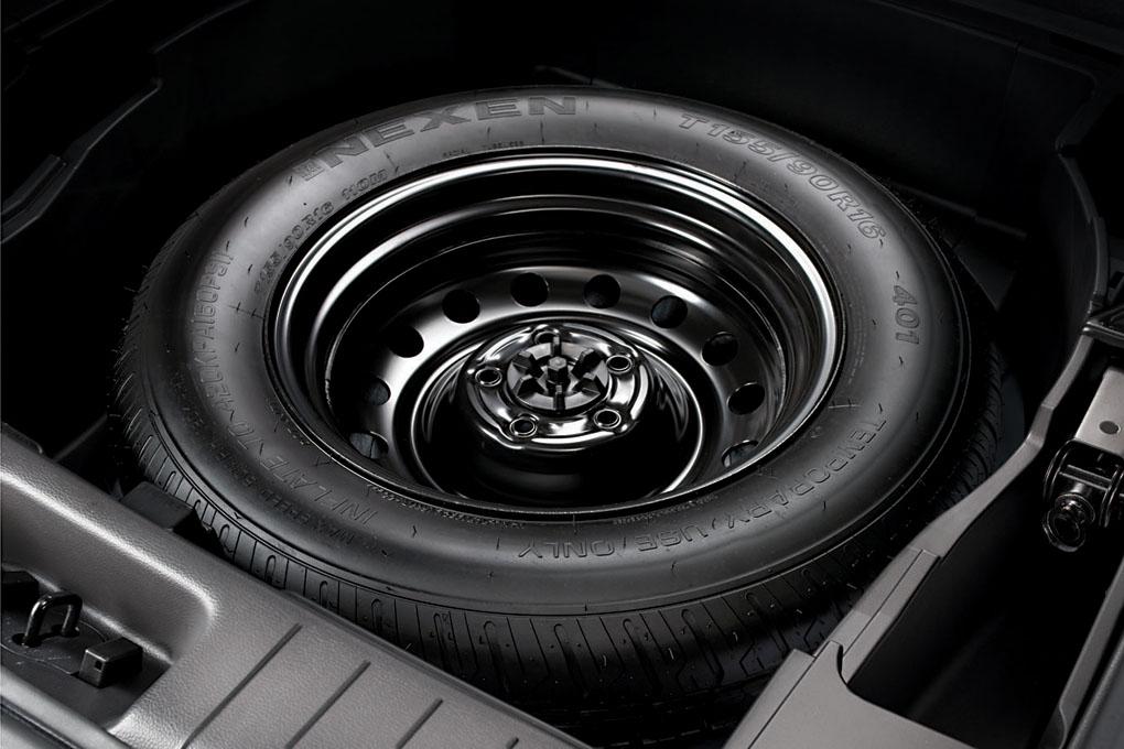 rueda repuesto Ssangyong Korando