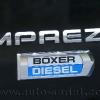 Subaru Impreza diesel nombre