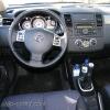 Nissan Tiida interior