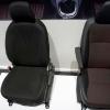 Comparación de asientos de la segunda y nueva generación del Yaris