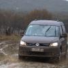 Pruebas VW furgoneta 4x4