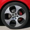 VW Golf gti rueda
