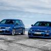 Volkswagen Golf R y VW Scirocco R