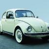 beetle delante