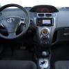 Toyota Yaris 2010 interior