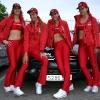 chicas Citroen rallye Cantabria