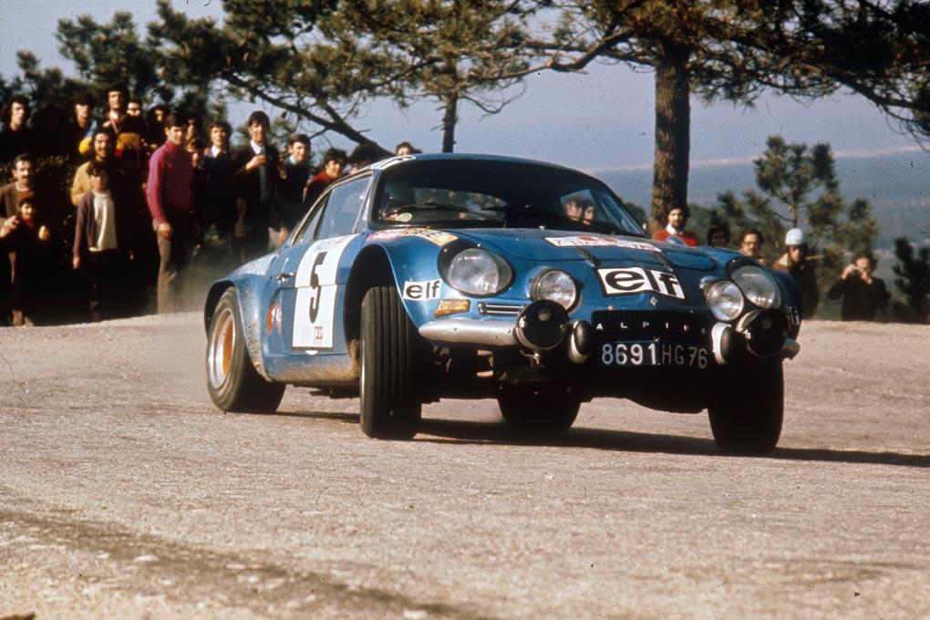 50 Aniversario Renault Alpine
