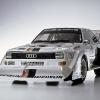 Audi quattro rallyes